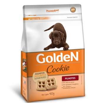 PREMIER GOLDEN COOKIE FILHOTES 400 GR