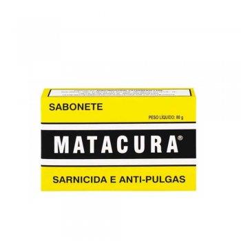 SABONETE MATACURA SARNICIDA 80 GR