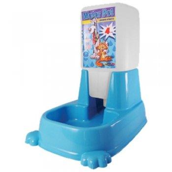 BEBEDOURO AUTOMATICO WATER PET AZUL