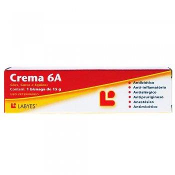 POMADA CREMA 6A 15 GR