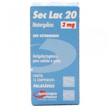 SEC LAC 20 METERGOLINA 2 MG