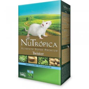 RAÇÃO NUTRÓPICA TWISTER 500 GR