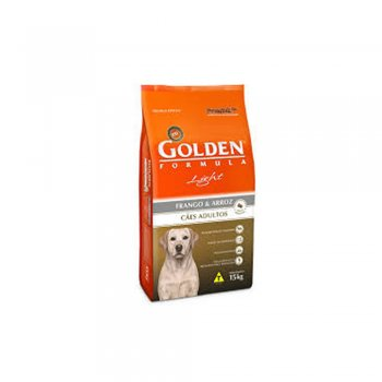 RAÇÃO PREMIER GOLDEN LIGHT 15 KG