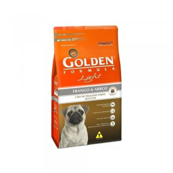 RAÇÃO PREMIER GOLDEN MINI LIGHT 10 KG