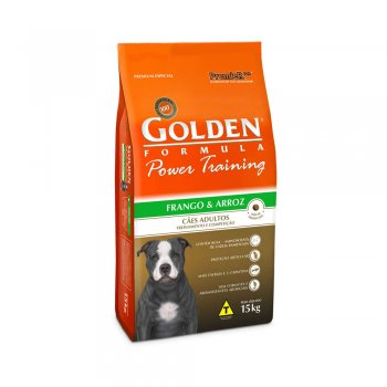 RAÇÃO PREMIER GOLDEN POWER ADULTO 15 KG