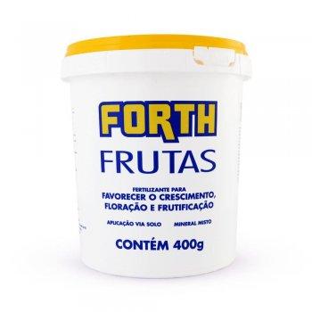 FERTILIZANTE FORTH FRUTAS 400 GR