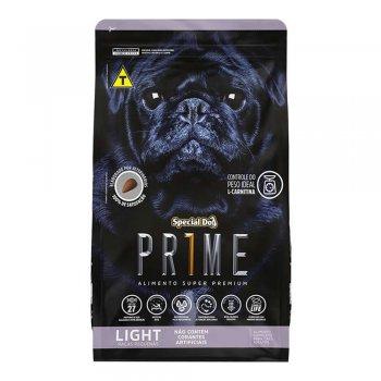 RAÇÃO SPECIAL DOG PRIME LIGHT 15 KG