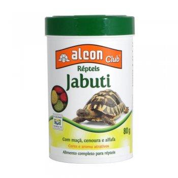 RAÇÃO ALCON RÉPTEIS JABUTI 80 GR