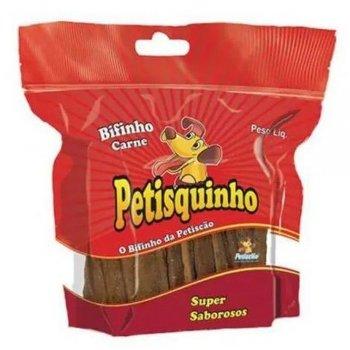 PETISQUINHO PETISCÃO BIFINHO CARNE 250 GR