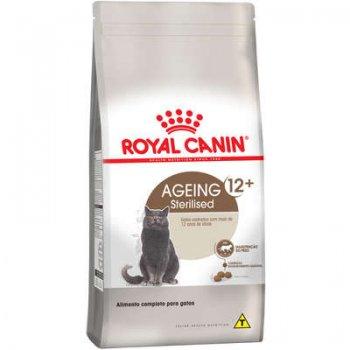 RAÇÃO ROYAL CANIN  GATOS AGEING 12+ 1,5 KG