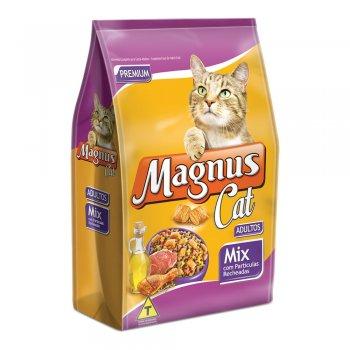 RAÇÃO ADIMAX MAGNUS CAT MIX 25 KG