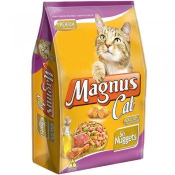RAÇÃO ADIMAX MAGNUS CAT NUGGETS 15 KG