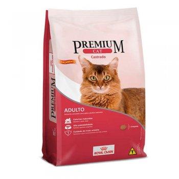 RAÇÃO ROYAL CANIN  CAT PREMIUM ADULTOS CASTRADOS 10 KG