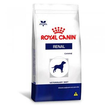 RAÇÃO ROYAL CANIN CANINE RENAL 2 KG