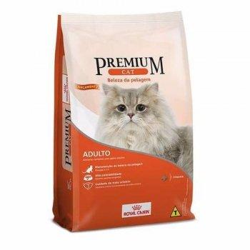 RAÇÃO ROYAL CANIN CAT PREMIUM BELEZA DA PELAGEM 10 KG