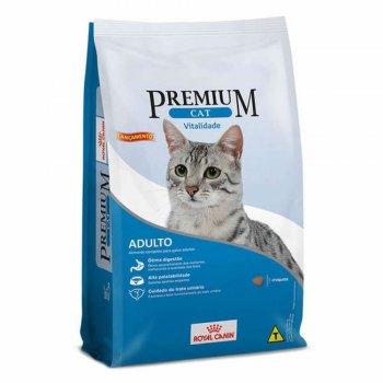 RAÇÃO ROYAL CANIN CAT PREMIUM VITALIDADE 1 KG