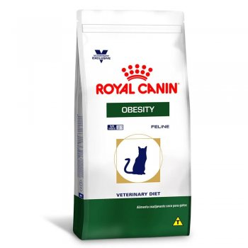 RAÇÃO ROYAL CANIN CAT OBESITY 1,5 KG
