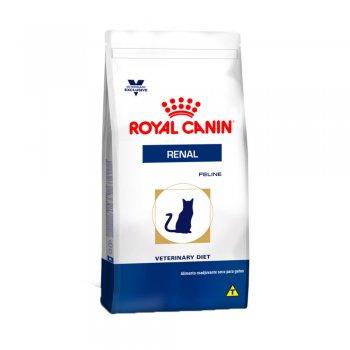 RAÇÃO ROYAL CANIN FELINE RENAL 500 GR