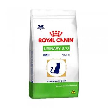 RAÇÃO ROYAL CANIN FELINE URINARY S/O 500 GR