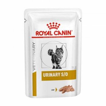 RAÇÃO ROYAL CANIN FELINE URINARY SACHÊ 85 GR