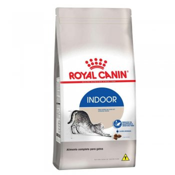 RAÇÃO ROYAL CANIN CAT INDOOR 1,5 KG