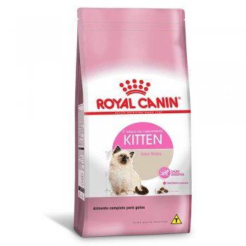RAÇÃO ROYAL CANIN CAT KITTEN 1,5 KG