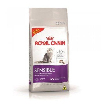 RAÇÃO ROYAL CANIN FELINE SENSIBLE 4 KG