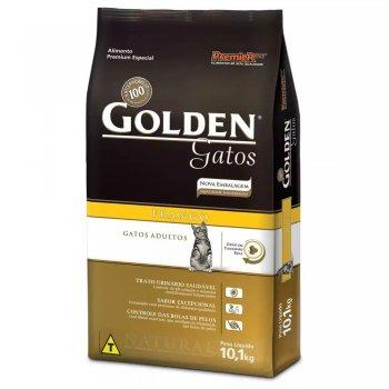 RAÇÃO PREMIER GOLDEN GATOS ADULTOS FRANGO 10,1 KG