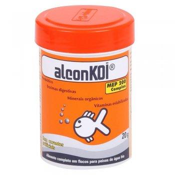 RAÇÃO ALCON KOI 20 GR