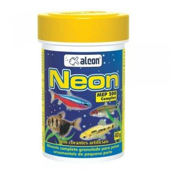RAÇÃO ALCON NEON 40 GR