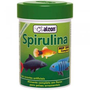 RAÇÃO ALCON SPIRULINA 50 GR