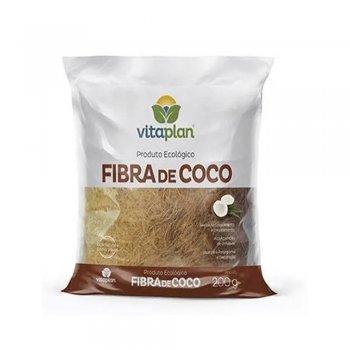 FIBRA DE COCO ÚNICA VITAPLAN 200 GR
