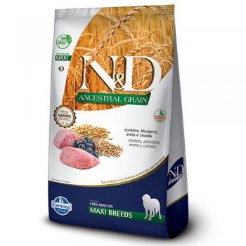 RAÇÃO FARMINA N&D ANCESTRAL CANINE CORDEIRO MEDIUM 10 KG