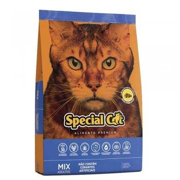RAÇÃO SPECIAL CAT MIX 20 KG