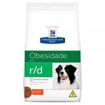 RAÇÃO HILLS R/D OBESIDADE FRANGO 10,1 KG