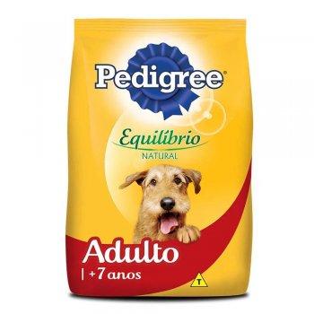 RAÇÃO PEDIGREE EQUILÍBRIO NATURAL ADULTO 7+ 3 KG