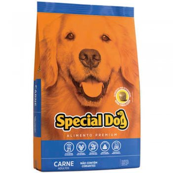 RAÇÃO SPECIAL DOG CARNE 20 KG