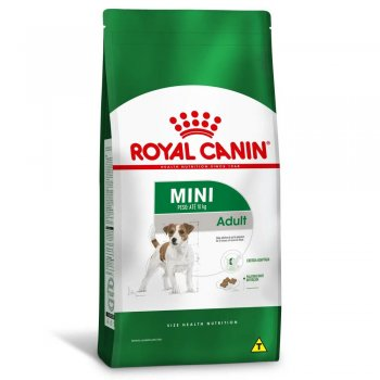 RAÇÃO ROYAL CANIN MINI ADULT 2,5 KG