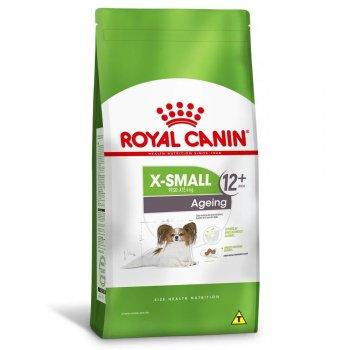 RAÇÃO ROYAL CANIN MINI X-SMALL AGEING 12+ 1 KG