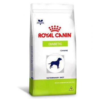 RAÇÃO ROYAL CANIN CANINE DIABETIC 10,1 KG