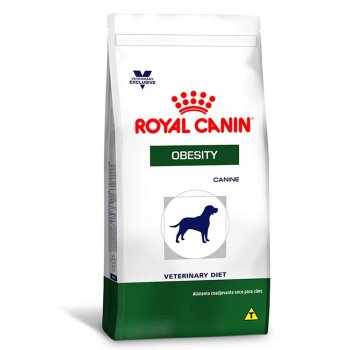 RAÇÃO ROYAL CANIN CANINE OBESITY 10 KG