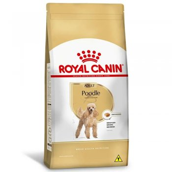 RAÇÃO ROYAL CANIN POODLE ADULTO 2,5 KG