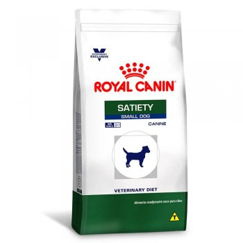 RAÇÃO ROYAL CANIN CANINE SATIETY SMALL 1,5 KG