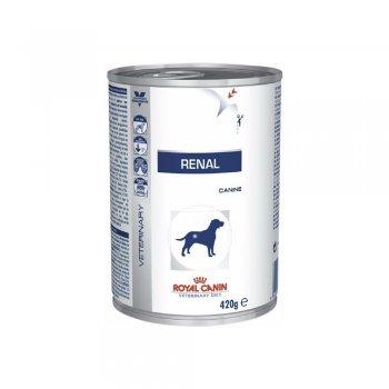 RAÇÃO ROYAL CANIN CANINE RENAL LATA 410 GR