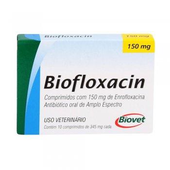 ANTIBIÓTICO BIOFLOXACIN 150 MG
