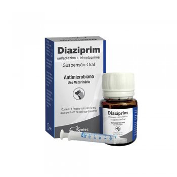 ANTIBIÓTICO DIAZIPRIM ORAL 20 ML