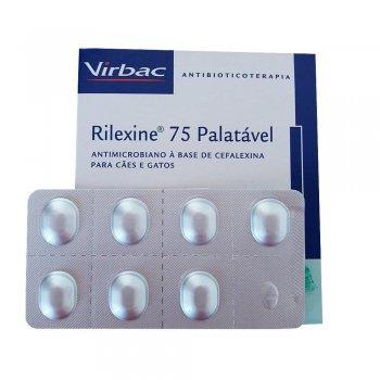 ANTIBIÓTICO RILEXINE 75 PALATÁVEL