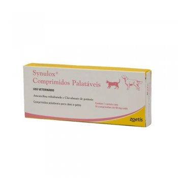 ANTIBIÓTICO SYNULOX 50 MG 10 COMPRIMIDOS