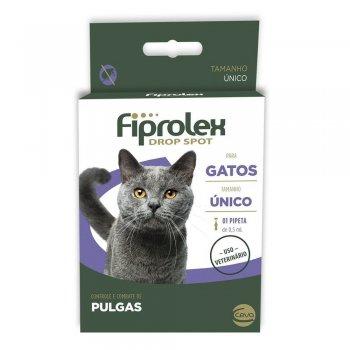 ANTIPULGAS FIPROLEX GATOS