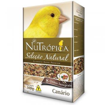 NUTRÓPICA CANÁRIO SELEÇÃO NATURAL EMBALAGEM 300 GR